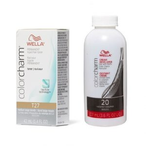 Wella Colour Charm Permanent Liquid Hair Toner Medium Beige Blonde