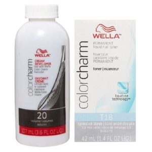 Wella Color Charm T18 Lightest Ash Blonde