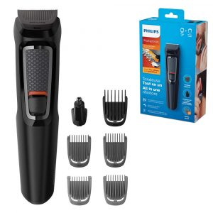 Philips Series 3000 7-in-1 Multi Grooming Kit for Beard and Hair