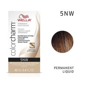 5NW Light Natural Warm Brown