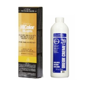 L'Oreal HiColor Ash Blonde HiLights For Dark Hair Only