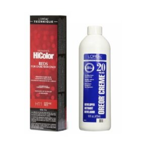 L'Oreal HiColor H11 Intense Red, Reds For Dark Hair Only