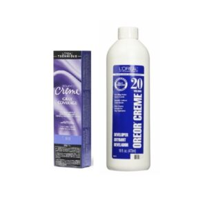 L'Oreal Excellence Creme Gray Coverage 5 Medium Brown Permanent Haircolor