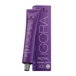 Schwarzkopf Igora Royal Fashion Lights 60ml, Permanent Highlight Color Creme