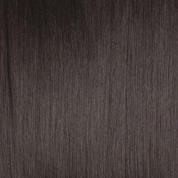 Dark Brown Synthetic Clip In Hair Extensions